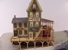 Dave's Fish House (Model)