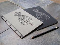 Вышивка по блокнотам часть 1 (Трафик!) / Бумага и карандаши (скрапбукинг, оригами, и т.д.) / ВТОРАЯ УЛИЦА