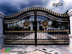 Our company is highly acclaimed in the field of manufacturing and supplying of Casting Boundary gate. Constructed utilizing the hi tech machineries House Main Gates Design, Front Gate Design, Door Gate Design, Gate Designs Modern, Wrought Iron Garden Gates, Grill Gate, Balcony Grill Design, Aluminium Gates, Steel Gate Design