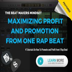How To Sell Beats Online Successfully. The Beatmaker Mindset