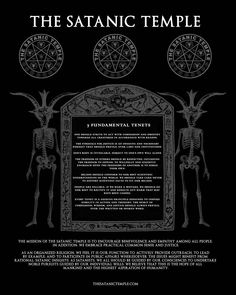 Never Let Your Activism Be Artless: An Interview With Lucien Greaves of The Satanic Temple Satanic Rules, Satanic Art, Baphomet, Dark Side, Necronomicon Lovecraft, Laveyan Satanism, The Satanic Bible, Occult Art, Ten Commandments