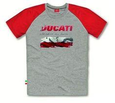 Limitowana edycja koszulki Ducati. #ducati