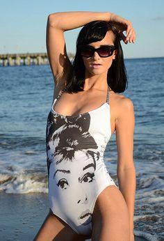 Audrey swimsuit.