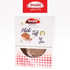 Teff zawiera lizynę, która pomaga dzieciom rosnąć i myśleć. Płatki Teff Incola są idealne dla dzieciaków na diecie bezglutenowej i nie tylko! Po co faszerować maluchy tabletkami? Wybierajmy zdrowo! :) www.incola.com.pl