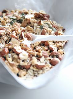 Photo/Styling: by Therese Knutsen - My recipes - Granola
