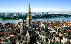 6 things you must do in Antwerp: Cathedral, Antwerp, Belgium