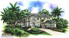 Palm Bay Home Plan-
