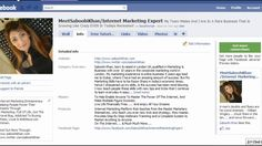 How to create a Facebook page for business.