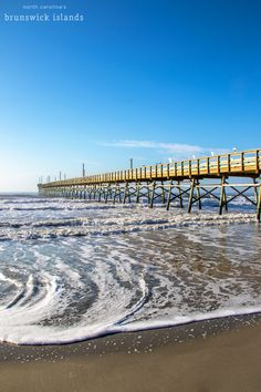 Explore North Carolina's Brunswick Islands, with its charming towns and scenic beaches. Learn more about Brunswick Island hotels, events and restaurants. Sunset Beach North Carolina, Sunset Beach Nc, Visit Nc, Nc Beaches, Sunset Wallpaper, East Coast, Blessings, Tourism, Things To Do