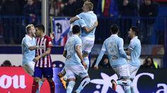 @Celta Premio al buen juego tras superar al @atleticomadrid en el Calderón. Espera en Semis de Copa Del Rey el Sevilla FC #9ine