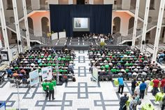 Uni Hannover, ILC 2011 Verleihung #2 by Intel in Deutschland, via Flickr