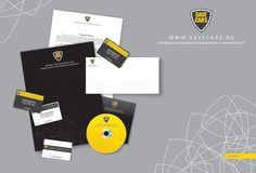 Логотип и фирменный стиль компании http://www.design-yar.ru