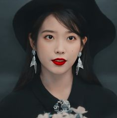Korean Actresses, Actors & Actresses, Iu Gif, Actor Picture, Save From Instagram, Ulzzang Couple, Photos Tumblr, Korean Celebrities, Beautiful Asian Women