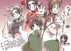hetalia: [Official Blog] Final Maguro Fantasy