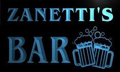 AdvPro Name w024270-b ZANETTI Name Home Bar Pub Beer Mugs Cheers Neon Light Sign Great Gift for your dearest! Excellent for displaying in shops, bars, pubs, clubs, restaurants, game rooms and anywhere you like. With nearly 20 years of experience, ADV (Barcode EAN = 5053709742394) http://www.comparestoreprices.co.uk/december-2016-5/advpro-name-w024270-b-zanetti-name-home-bar-pub-beer-mugs-cheers-neon-light-sign.asp