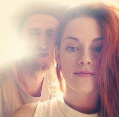 Kristen's Met Gala selfie. :)