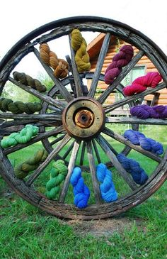 Mountain Meadow Wool is a small family-owned wool yarn spinning mill. We are the first company in the USA using eco-friendly processing in our 100% domestic, 100% traceable and 100% natural wool yarns and products. The high altitude of the Rocky Mountains with the dry clean air, cool summers and cold winters all make our wool exceptionally soft and springy