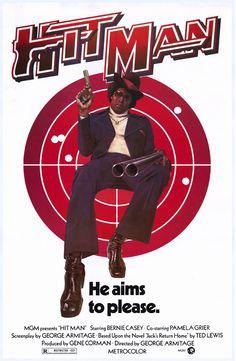 blaxploitation movie list | Blaxploitation Pride: Hit Man (1972)
