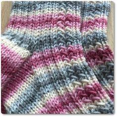 """Most recent Free knitting techniques socks Tips Socken """"Labasa"""" – hundgemacht Finger Knitting Projects, Beginner Knitting Projects, Knitting For Beginners, Crochet Projects, Knitting Patterns Free, Free Knitting, Baby Knitting, Crochet Patterns, Knitted Baby"""