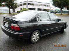 1997 Accord