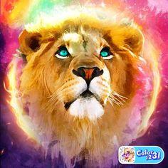 Color By Numbers, Hanuman, Disney And Dreamworks, My Drawings, Pixar, Lion, Image, Girly, Digital