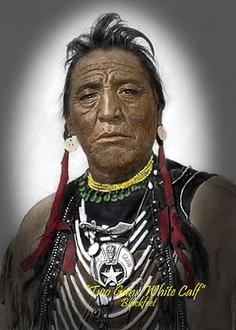 Two Guns White Calf - Blackfeet