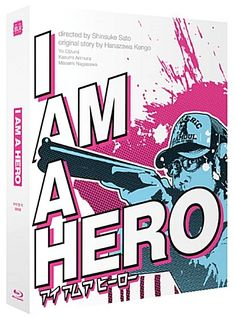 I Am A Hero Blu-ray 2 Disc English Subtitled Full Slip Numbering Limited Edition A Type – Kpopstores.Com Japan Picture, World Movies, Manga Artist, Zombie Apocalypse, Photo Cards, Horror, English, Type, Zombie Apocolypse
