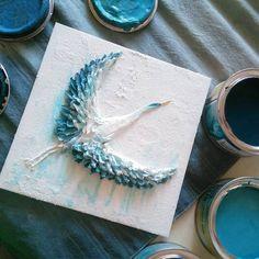 altered heron