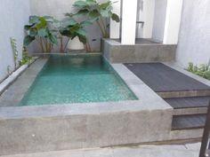 ice bath plunge tub - Google Search Ice Baths, Small Pools, Plunge Pool, Backyard Retreat, Pool Ideas, Yard Ideas, Yard Landscaping, Small Spaces, Tub