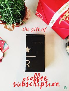 Send someone a Starbucks Reserve Subscription and give the gift of rare, exclusive coffees few others will ever taste. Monthly subscriptions available for three, six, or twelve months. Starbucks Reserve, Coffee Subscription, Coffee Crafts, Coffee Love, New Tricks, Home Brewing, Gifts, Packaging, Gift Ideas