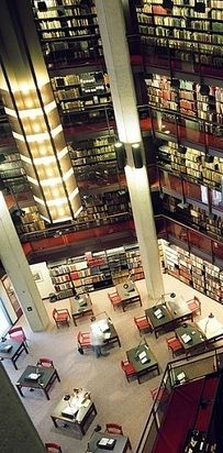 Thomas Fisher Rare Book Library at University of Toronto — Toronto, Canada | 49 Breathtaking Libraries From All Over The World