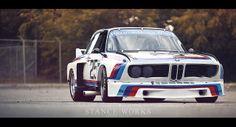 bmw-csl-vintage-race-car by StanceDesign, via Flickr