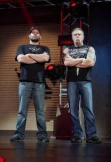 American Chopper: Teutuls striving to meet in the middle | HULIQ