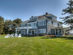Homes Oceanfront Pinterest Cape Cod Style Cape Cod And Capes