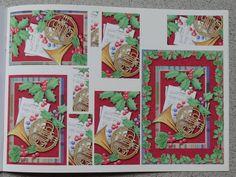 Magazine 3D Carterie/scrapbooking pour la réalisation de 10 Cartes : Papeterie, carterie par happy-scrap-arts