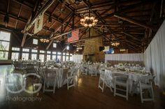 Full Reception Picture At The Lodge Starved Rock Www Corlisandmegangray Starvedrockwedding