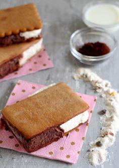 Biscotto gelato bigusto biscotto