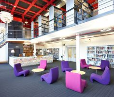 Diane Writes: The Face of the Modern Libraries   Library Spaces: Creating a Learning Commons   Scoop.it