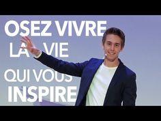 """""""Osez vivre la vie qui vous inspire"""" Conférence avec David Laroche - YouTube"""