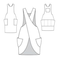 This is a pattern expansion pack. The original York Pinafore PDF pattern is required to make this apron. Inspired by Japanese cross-back aprons, the York Apron is designed to be both practical an… Diy Sewing Projects, Sewing Projects For Beginners, Sewing Hacks, Sewing Tips, Apron Pattern Free, Japanese Apron, Pinafore Apron, Linen Apron, Apron Diy