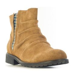 Abigail Scrunch Suede Boots | Women's BAGS & ACCESSORIES | Fortress of Inca | Scoutmob Shoppe | Product Detail