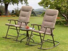 #Furniture - 3 Piece Rocker Set Was: £89.00 | Now £55.00 – SAVE £34.00 http://bucksme.com/activity/p/3844/