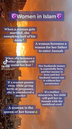 ☪️ WOMEN IN ISLAM ☪️