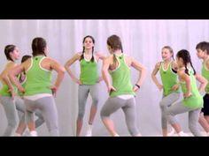 Pohybové skladby pro děti - Žížaly - YouTube