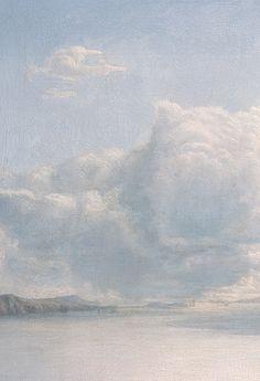 Island Borgøya by Lars Hertervig, 1867 (detail) Aesthetic Art, Aesthetic Pictures, Landscape Art, Landscape Paintings, Arte Peculiar, Renaissance Art, Aesthetic Wallpapers, Art Inspo, Art Photography