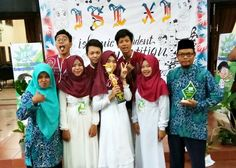 SMA MUHI Dominasi Juara Islamic Student Competition