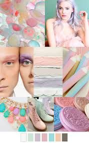 Sweet & Pastel - The Shoppeuse 2016 Fashion Trends, 2015 Trends, Fashion Colours, Colorful Fashion, Anna Studio, Color Trends, Color Combos, Vintage Mode, Fashion Forecasting