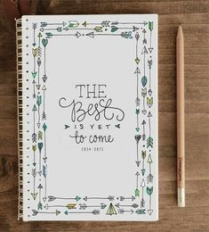 70 Inspirational Calligraphy Quotes for Your Bullet Journal - The Thrifty Kiwi Need a boost? Here are 70 inspirational calligraphy quotes to include in your bullet journal! Bullet Journal Comment, Bullet Journal Quotes, Bullet Journal Themes, Bullet Journal Inspo, Bullet Journal First Page, Journal Covers, Journal Pages, Book Covers, Bullet Journal Inspiration