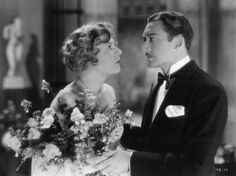 Photo of Lois Wilson and Theodore Von Eltz in a scene from the film Furies (1930).