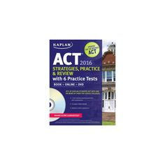 Kaplan ACT Strategies, Practice & Review (Updated) (Mixed media product)